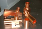 Copper Clips, Covers, & Tees - Power Generation
