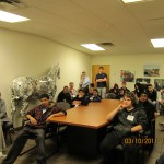 Greno Industries hosts 50 students from Mohonasen High School